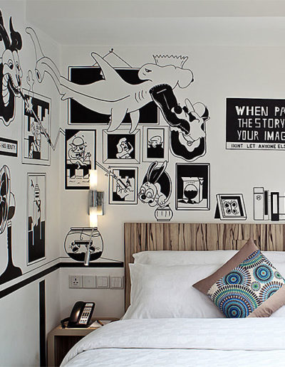 Hotel Clover The Arts